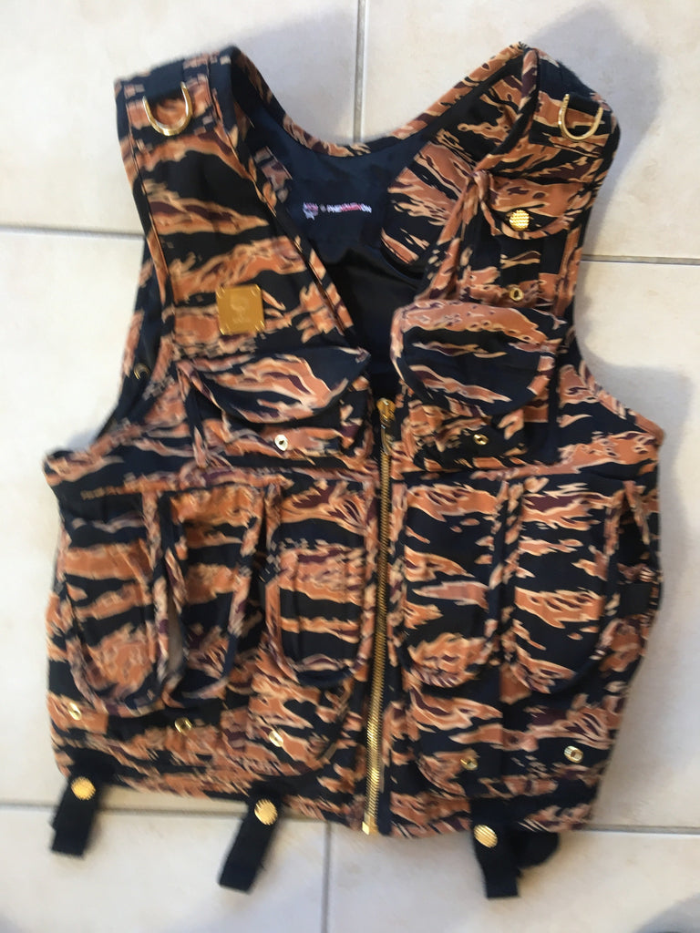 MCM x Phenomenon tactical vest Medium