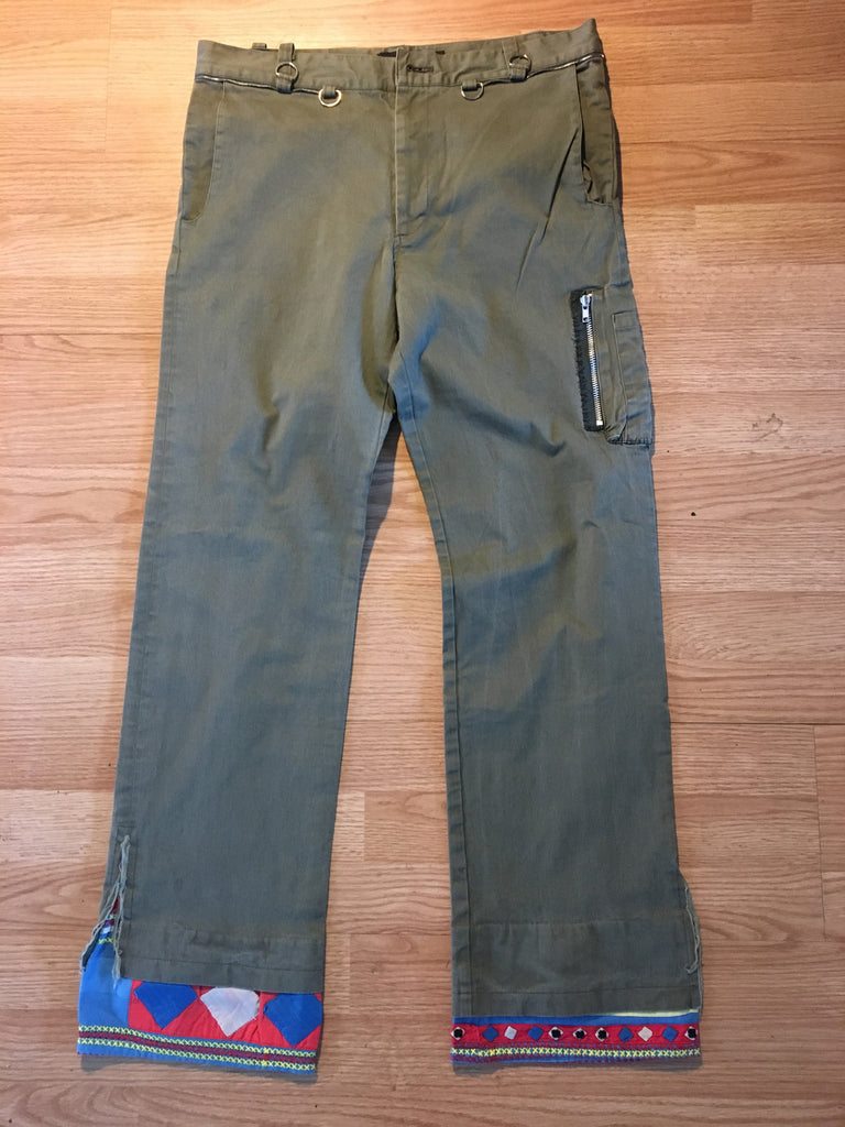 "Undercover ""Scab"" flight pants 2003 Large/30"