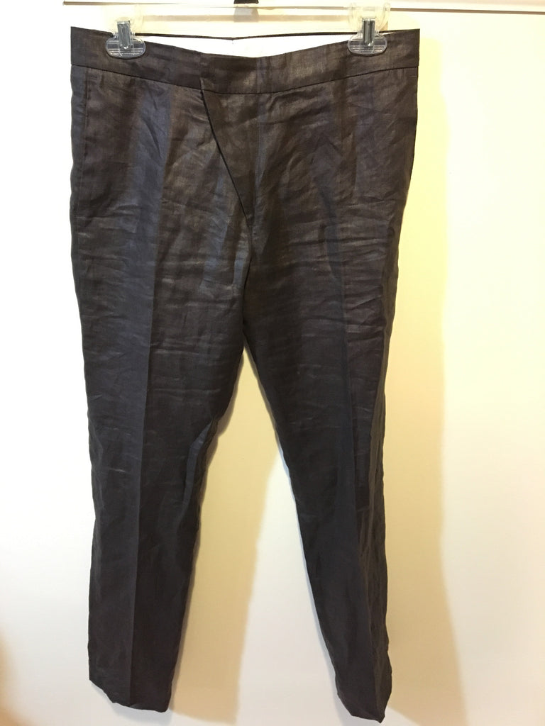 "Raf Simons ""History of the world"" Linen pants size 46"