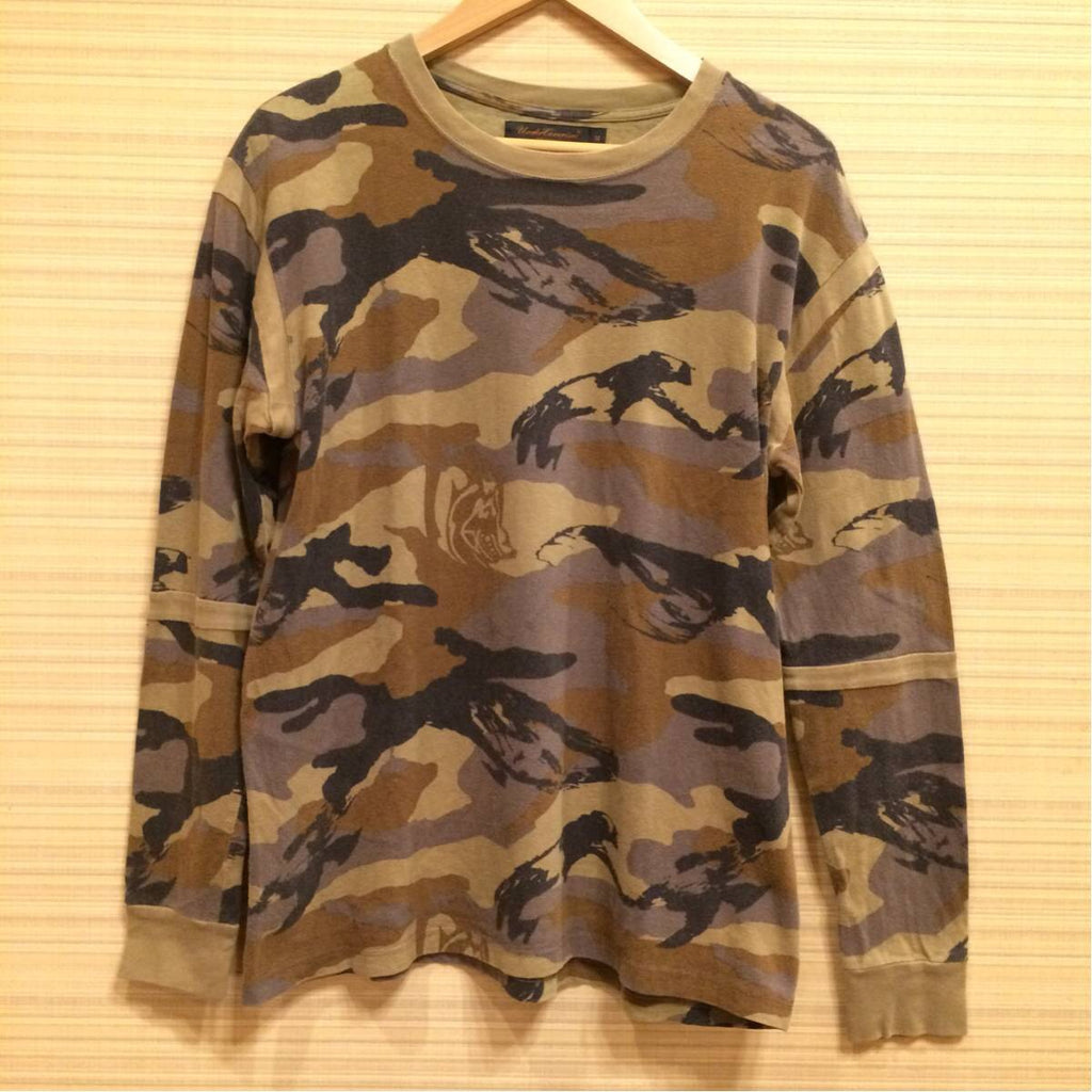 "Undercoverism ""Bush/Osama desert camo Medium"