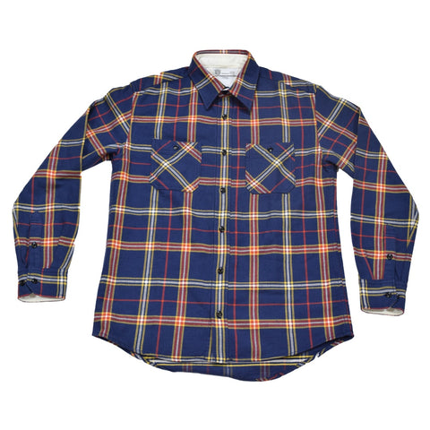 Visvim black elk flannel A/W11 Medium