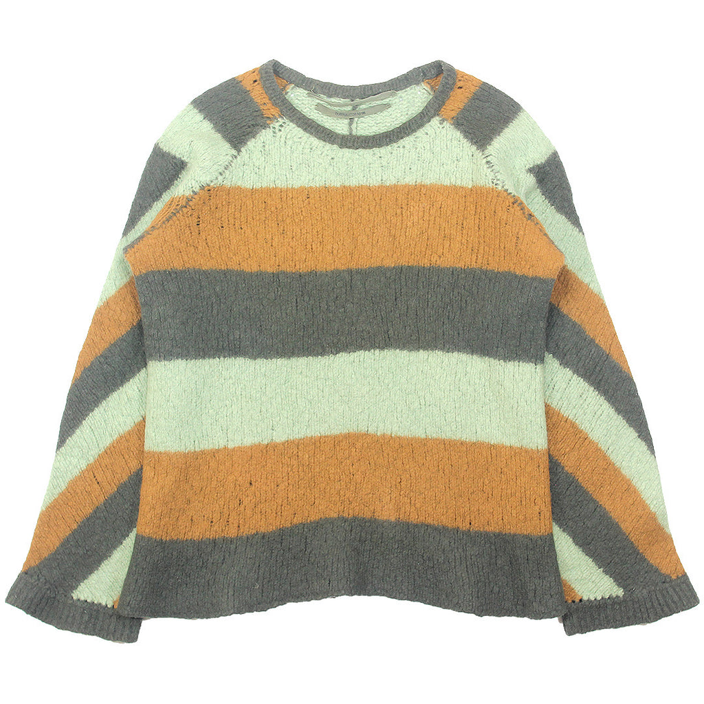 "Rick Owens striped sweater A/W06 ""Dustulator"" Medium"