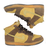Nike SB Dunk High Maple/Brown Pack 2003 9.5