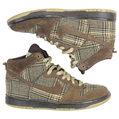Nike SB Dunk High Tweed 2004 9