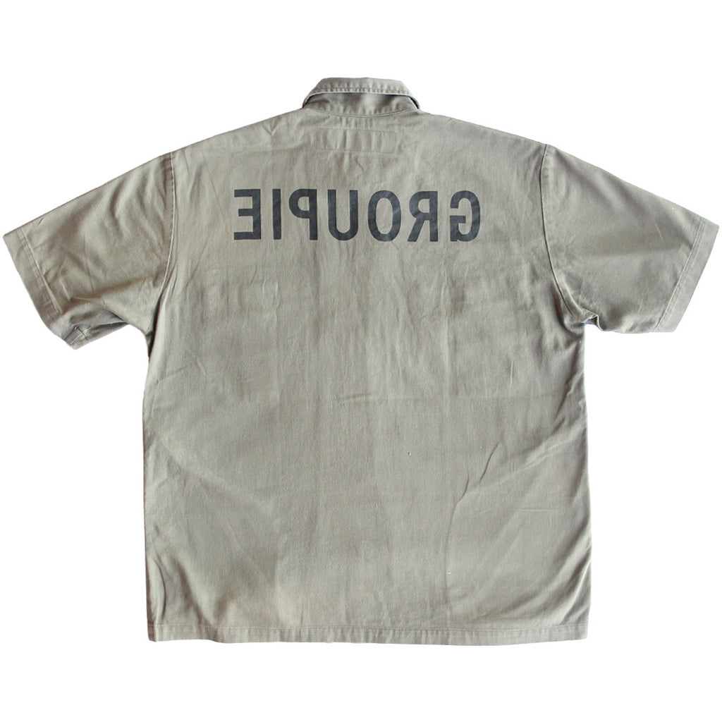 "Undercoverism BDU short sleeve shirt S/S99 ""Relief"" Medium"