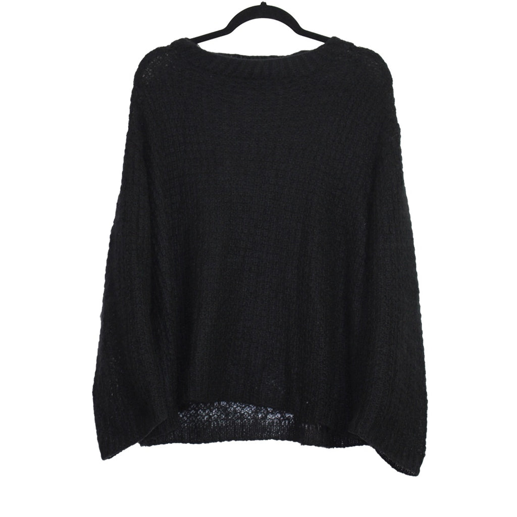 Raf Simons Mohair  Sweater  Aw98-99 46/Over Sized