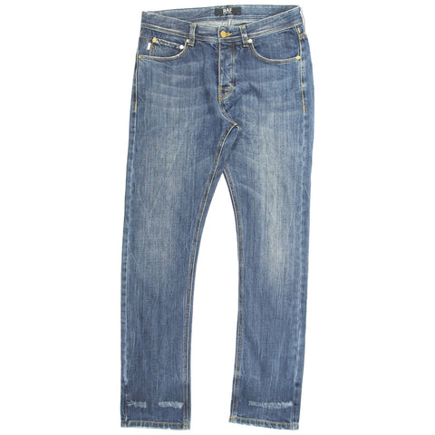 Raf by Raf washed blue denim 32