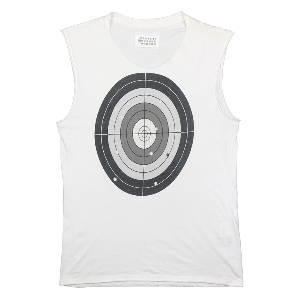 Margiela Bullseye tank top S/S08 Medium