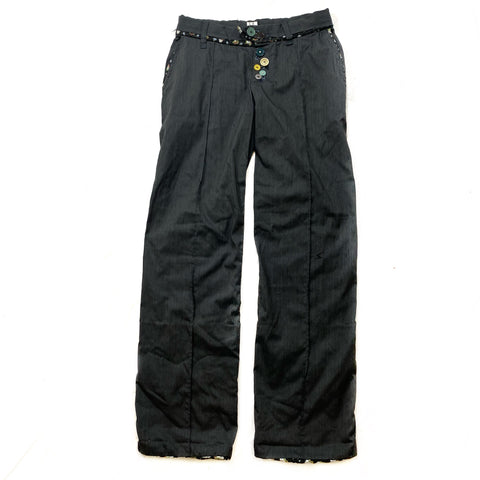 "Undercover rebuild trousers A/W04 ""But Beautiful"" 26"