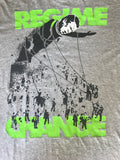 "Supreme ""Regime Change"" tee 2003 Medium"
