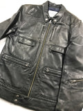 Undercover Lambskin Leather Jacket (Medium/2)