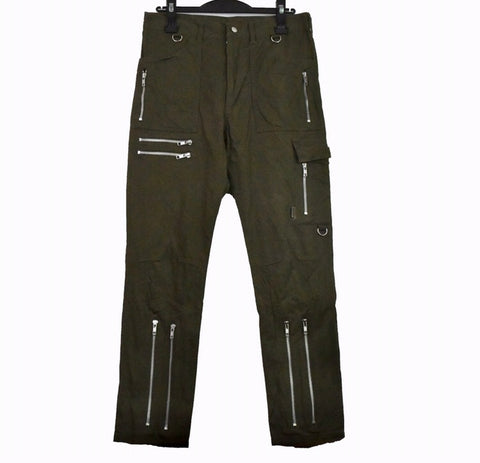 "Undercover zippered/starred cargos A/W00 ""Melting Pot"" 2/"