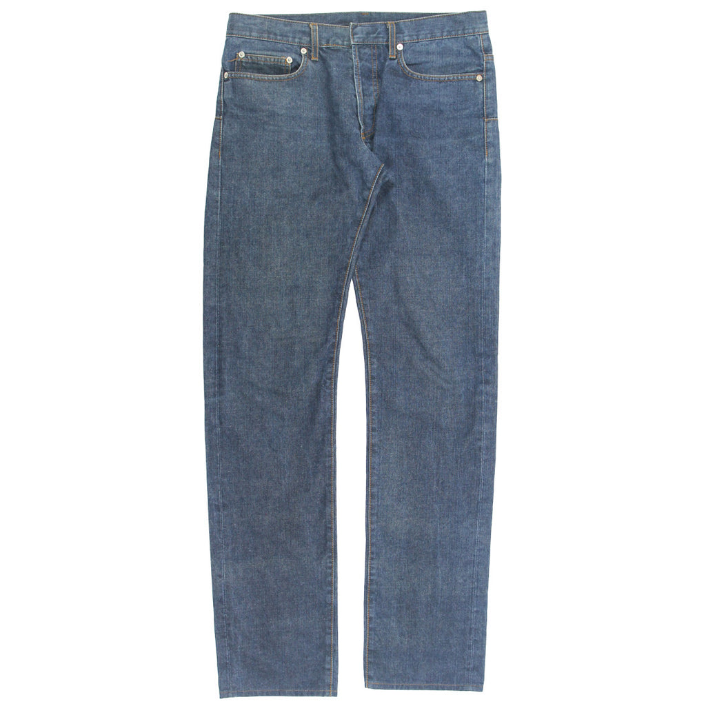 Dior raw denim 33