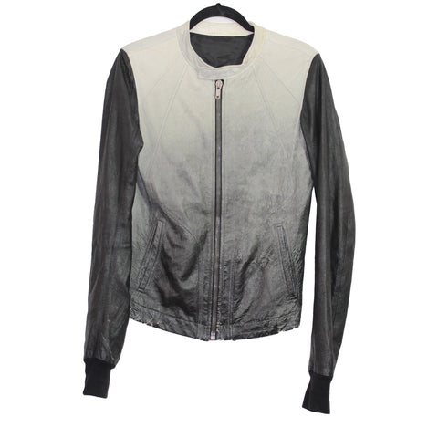 "Rick Owens Gradient Bomber S/S09 ""Strutter"" Small/Medium"