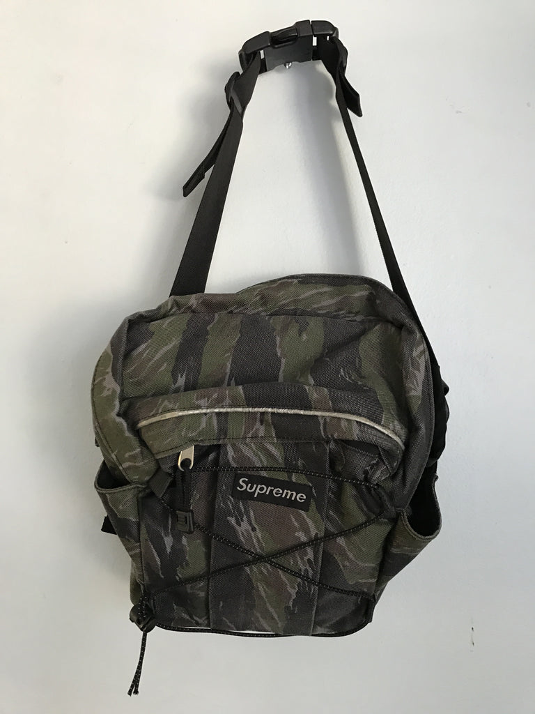 Supreme tiger camo  shoulder bag, 1999