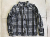 Neighborhood heavyweight shadow flannel Medium