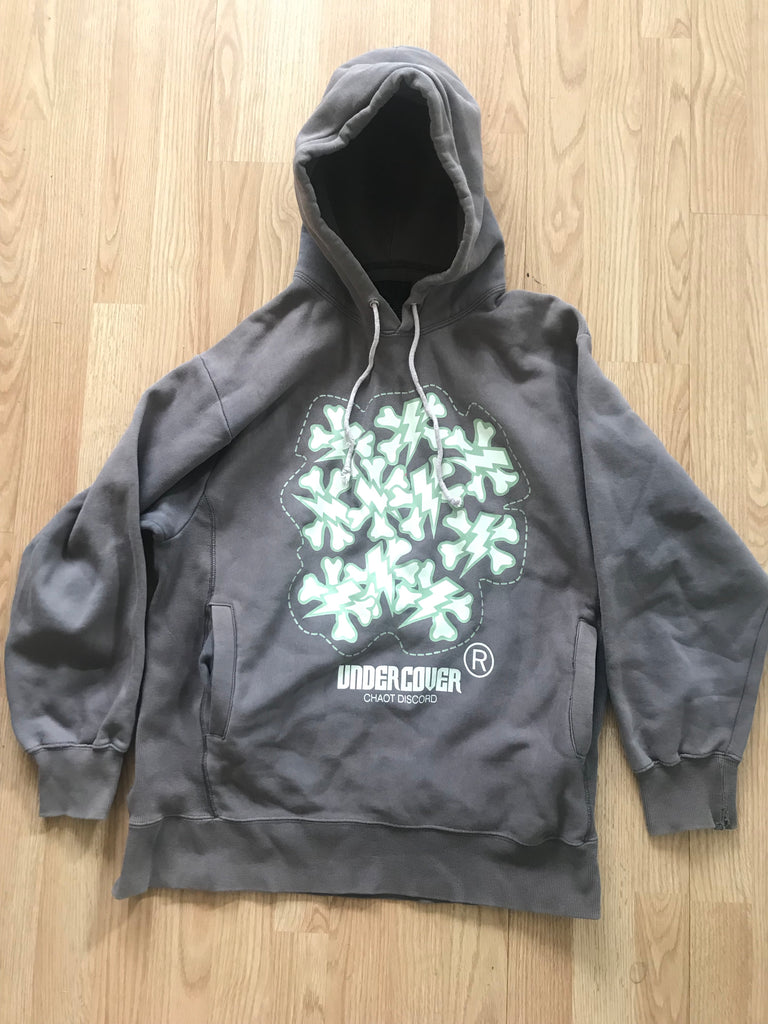 Undercover Chaotic Discord Pullover Xl