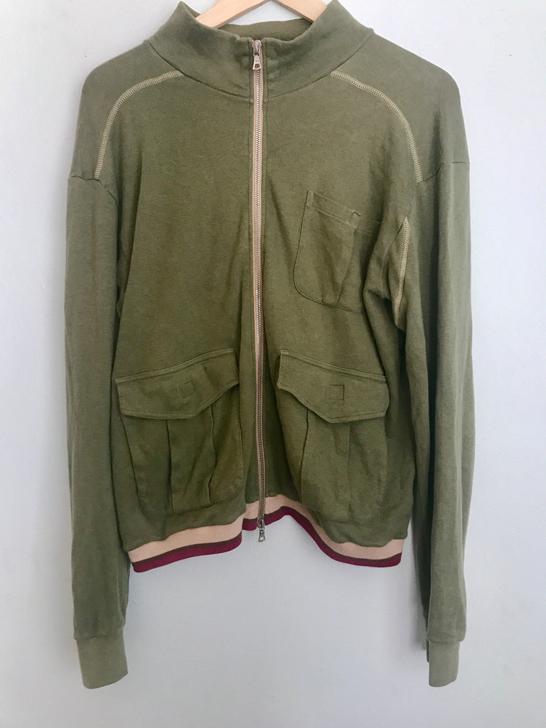 Dries Van Noten zip up Medium