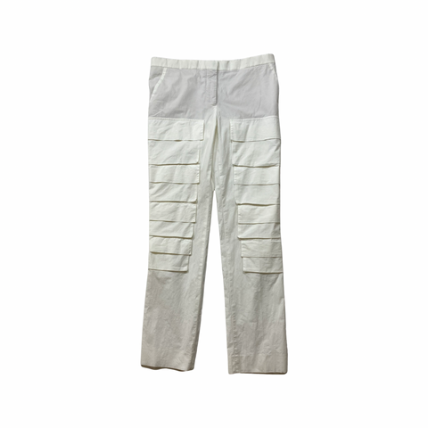 Helmut Lang 8 pocket cargo trousers S/S03