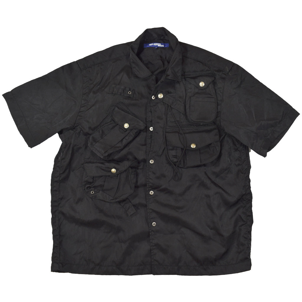 Junya Watanabe nylon fisherman shirt S/S05 Medium