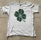 "Undercover ""four leaf clover"" scab era tee 2003 Medium"