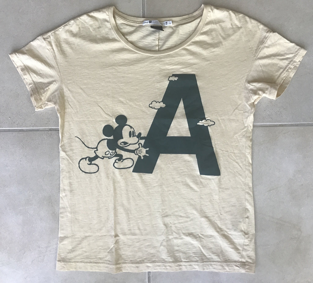Undercover x Uniqlo Mickey tee large