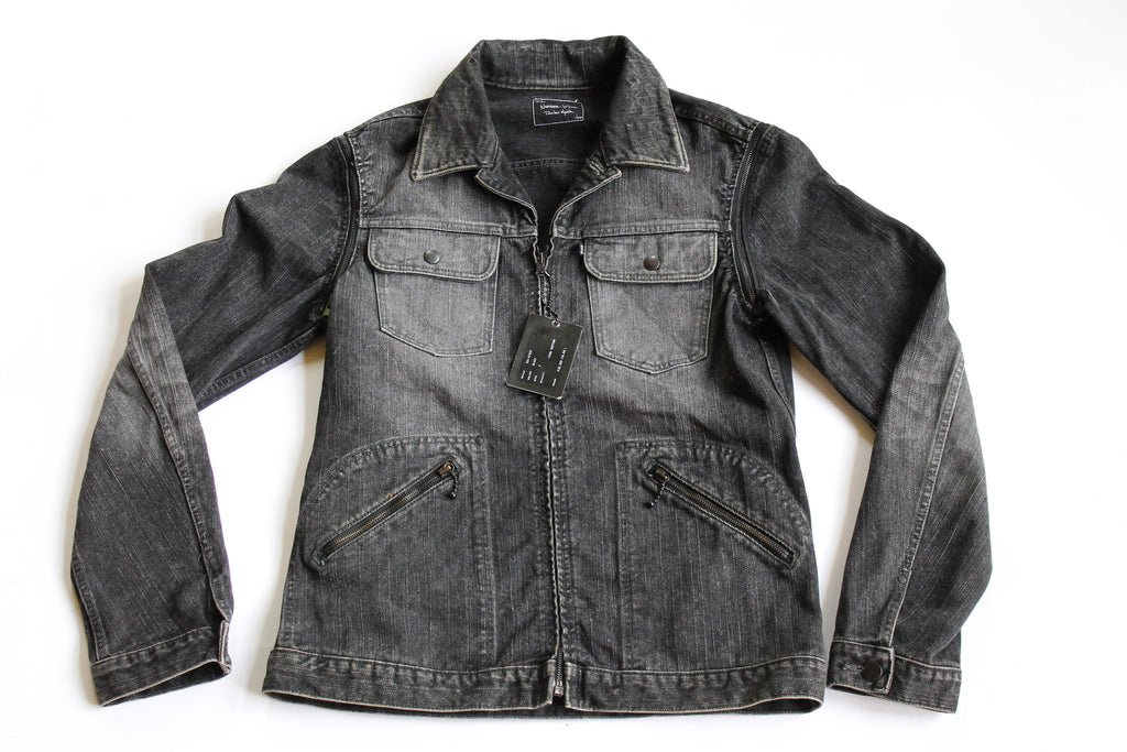 Number Nine Denim rider Jacket Large