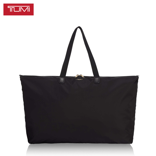 TUMI 0196384D JUST IN CASE TOTE 110042 - 1041 BLACK