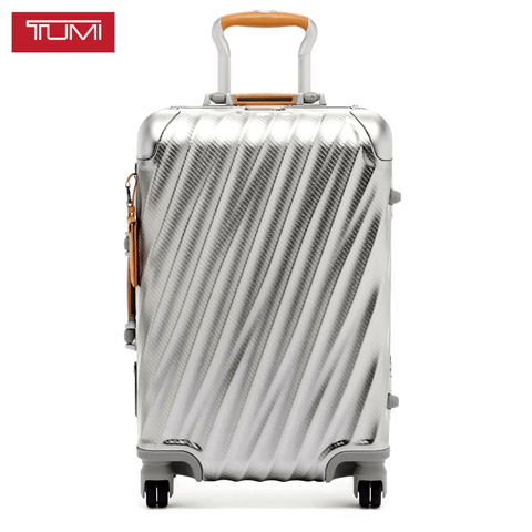 TUMI 036860TXS2 INTERNATIONAL CARRY-ON T.SILVER