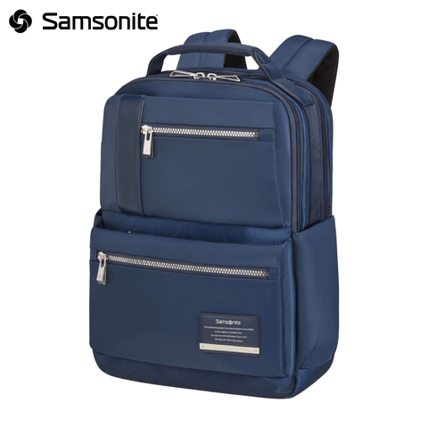 Samsonite - Openroad Chic Laptop Backpack 14.1 inch 15.5 liters - Midnight Blue
