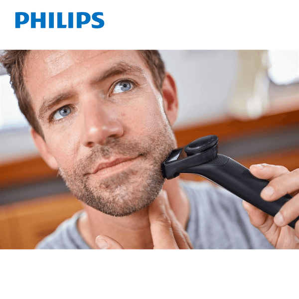 Philips - QP6510/64 OneBlade Pro Face Men's Beard Trimmer / Eletric Razor / Shaver With Travel Case
