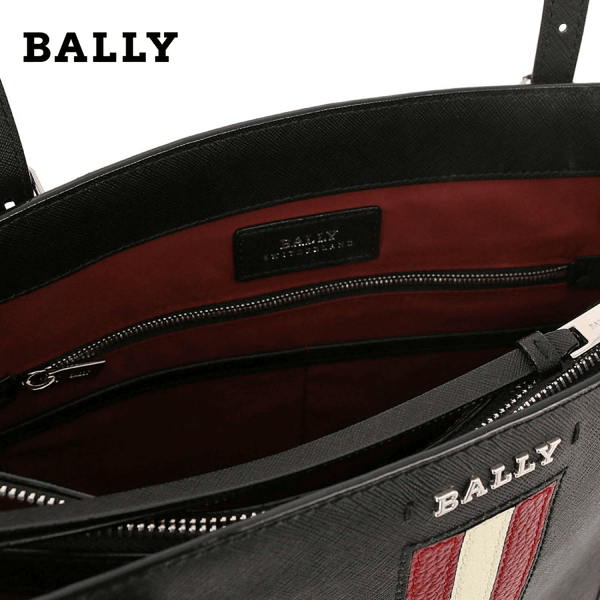 Bally - Supra Small Women's Tote Bag / Handbag - Black