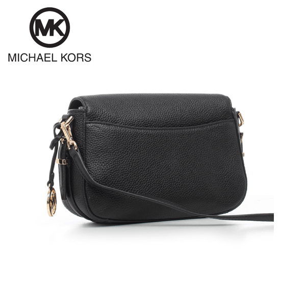 Michael Kors - Bedford Legacy Ladies Small Black Crossbody Bag - Black (32F9G06C7L-001)