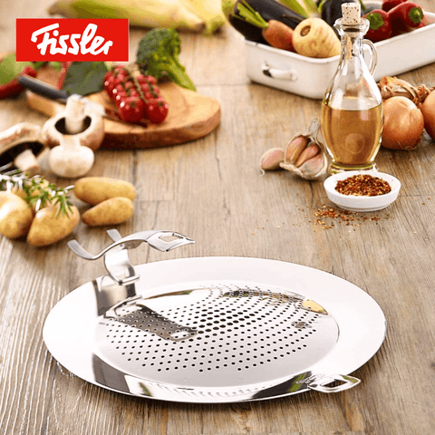 Fissler Frying Pan Anti-Splash Lid - Suitable For Ø 24, Ø 26 And Ø 28 cm