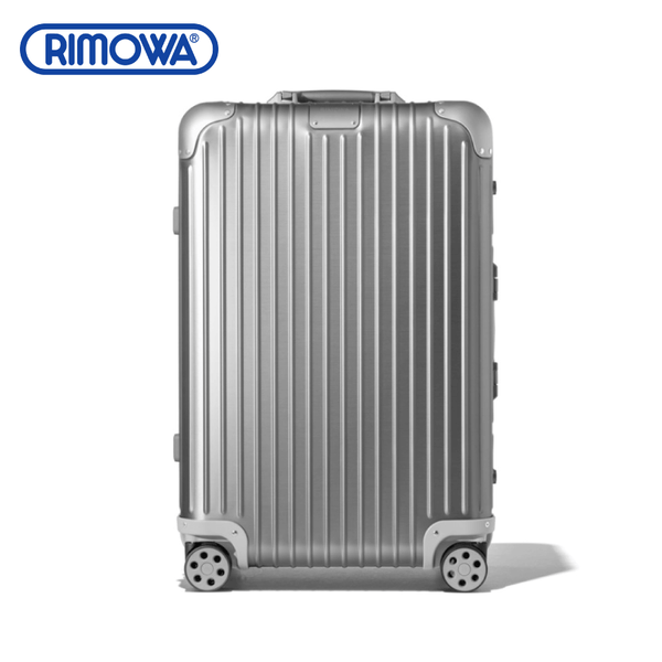 Rimowa - Original Check-In Medium 63 - Silver