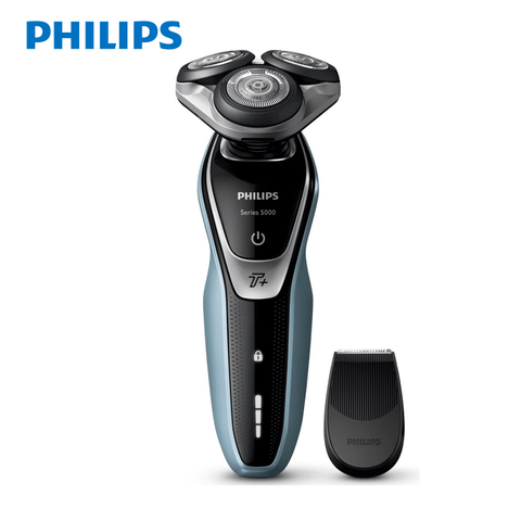 Philips - S5550/06 Series 5000 Men's Wet And Dry Electric Shaver / Beard Trimmer