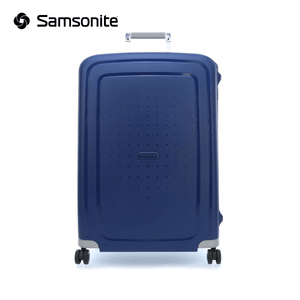 Samsonite - S'Cure Spinner Suitcase 75cm 102 liters - Dark Blue