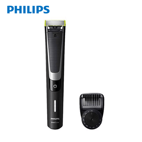 Philips - QP6510/20 OneBlade Pro Face Men's Beard Trimmer / Eletric Razor / Shaver