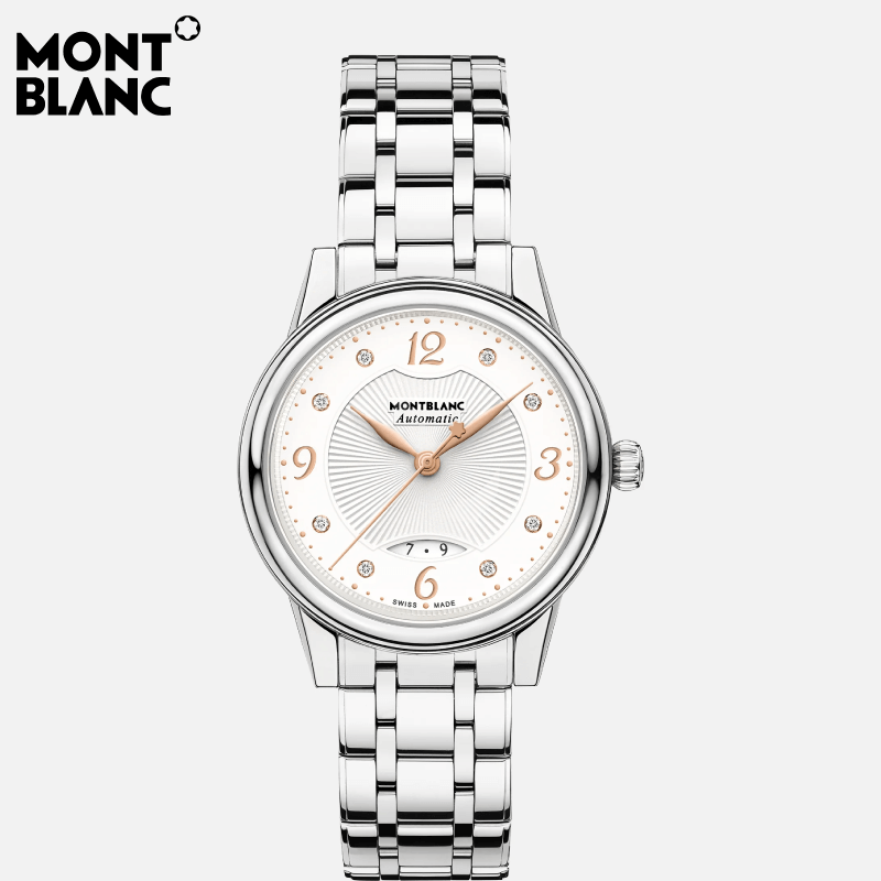Montblanc - Bohème Automatic Date 30 mm / Women Ladies Watch (119920)