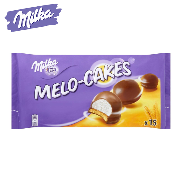Milka Melo Cakes 6 pack x 12x100g