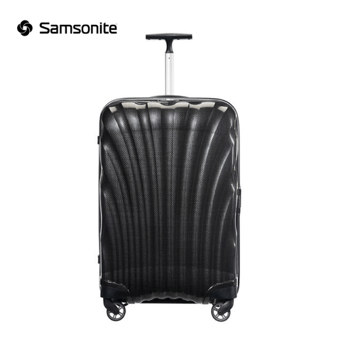 Samsonite - Cosmolite Spinner Suitcase 75 cm 94 liter - Black