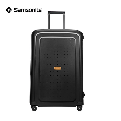 Samsonite - S'Cure Eco Spinner Suitcase 75 cm 102 liters - Eco Black