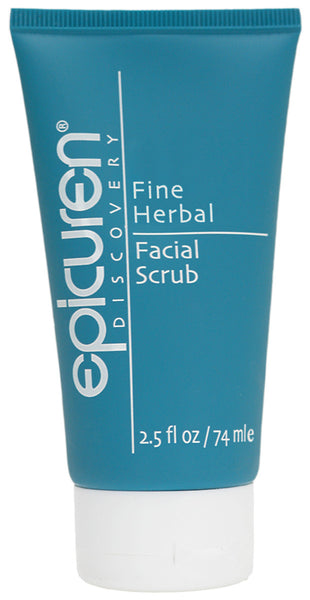 Fine Herbal Facial Scrub