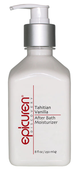 Tahitian Vanilla After Bath Moisturizer