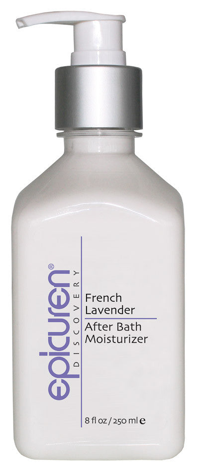 French Lavender After Bath Moisturizer