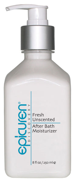 Fresh Unscented After Bath Moisturizer