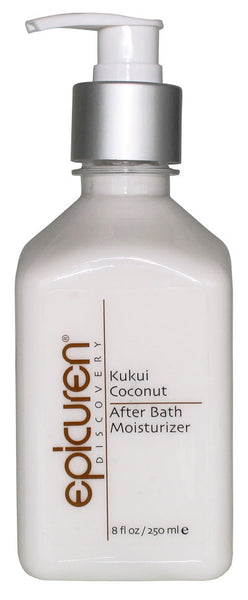 Kukui Coconut After Bath Moisturizer