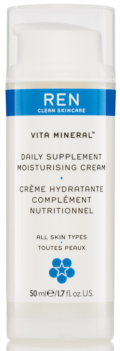 Vita Mineral™ Daily Supplement Moisturising Cream