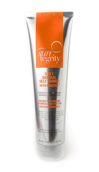 "Suntegrity ""5 In 1"" Natural Self Tanner (not a sunscreen)"