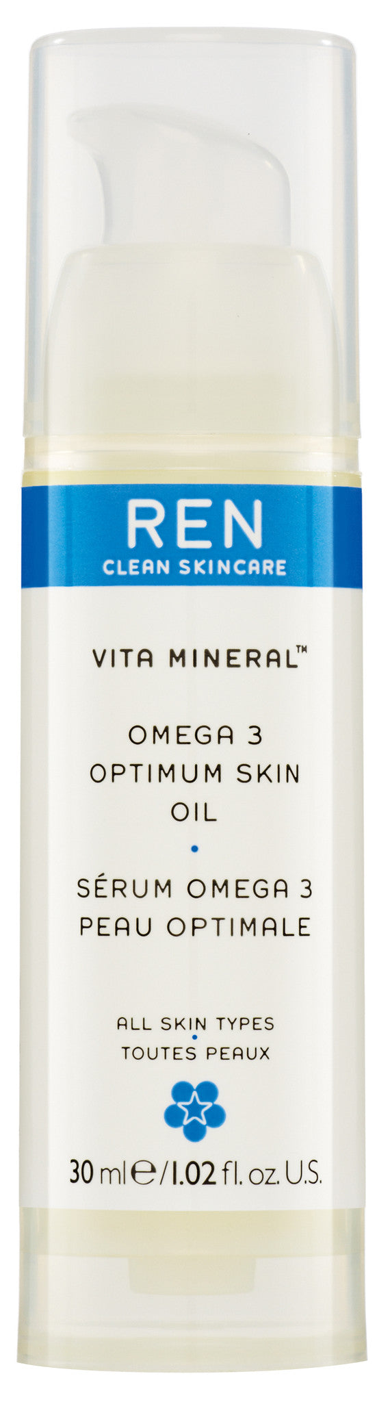Vita Mineral™ Omega 3 Optimum Skin Serum Oil